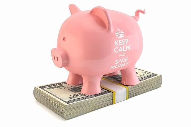 piggybank, dollar, savings