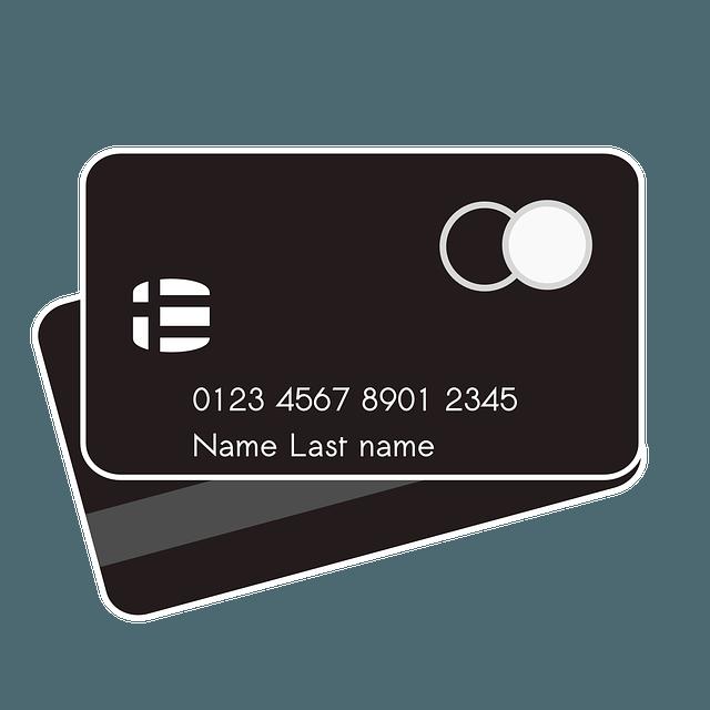 credit card, credit, debit