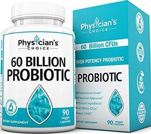 Physician's Choice Probiotics 60 Billion CFU