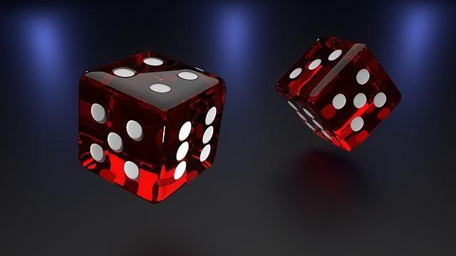 dice, chance, gambling
