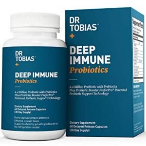 Dr Tobias Deep Immune Probiotic - Plus Ultimate Prebiotic