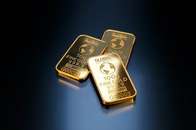 gold, gold is money, business