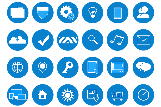 icons, web development, website design